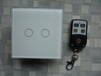 Interrupteur de télécommande