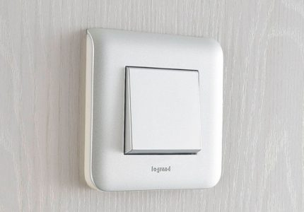 Switch Legrand
