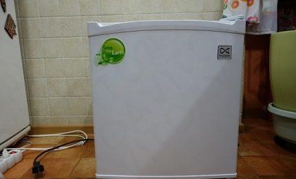 Bērnu ledusskapis FR-051AR