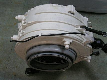 Washing machine tank
