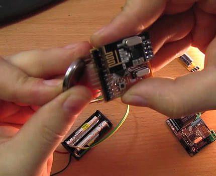 Internal circuit breaker board