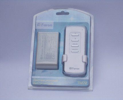 Wireless switch Feron TM72