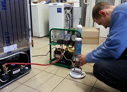 Naprawa lodówek: powody, dla których nie działa i jak to naprawić  samodzielnie