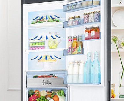 Gaisa cirkulācija ledusskapī