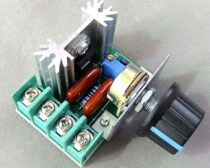 Dimmer device