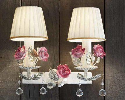 La lampe à deux lampes