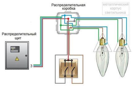 Circuit de masse