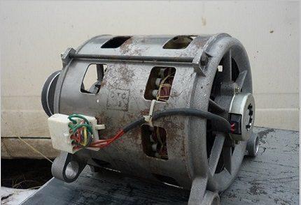 Induction motor design