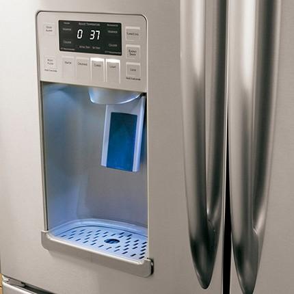 Papildu funkcijas ledusskapī
