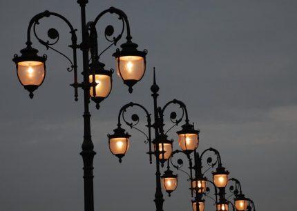 IP street lights