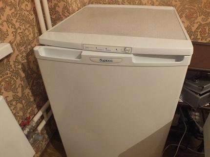 Veca stila ledusskapis