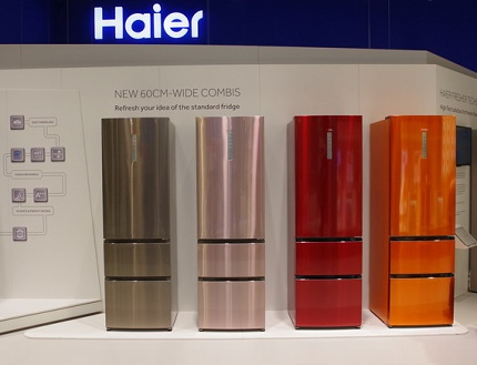 Every tenth refrigerator sold - Haier