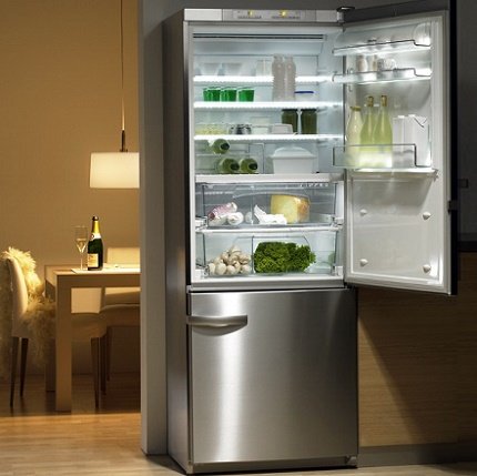 Effective and roomy refrigeration equipment