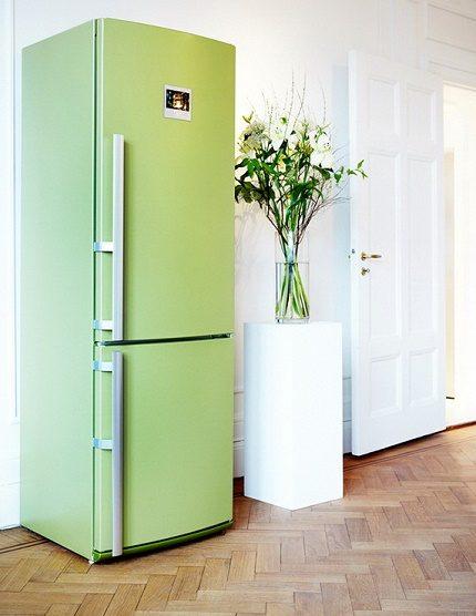 Mūsdienu sērijas ledusskapis