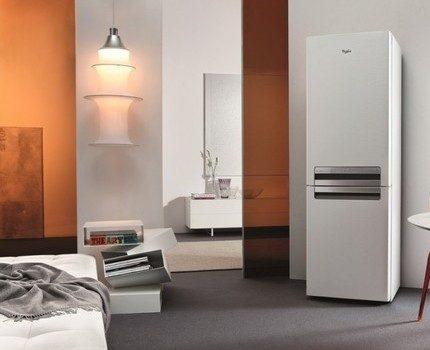 Refrigerator WBC 36992 NFC