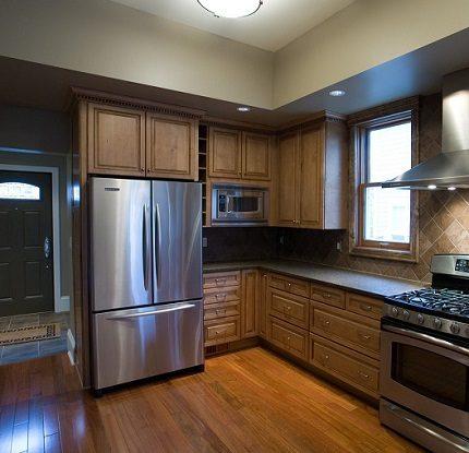 Virtuves ledusskapis