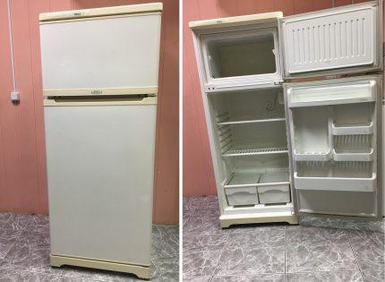 Stinol ledusskapju priekšrocība