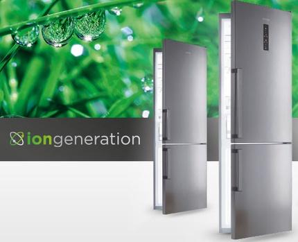 Gorenje ledusskapji ar funkciju IonAir