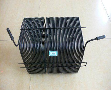 Ledusskapja kondensators