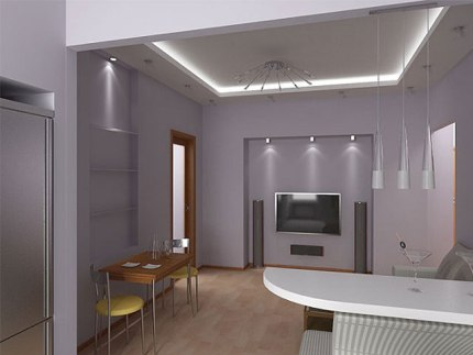 Use of light in zoning