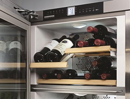 Liebher refrigerator
