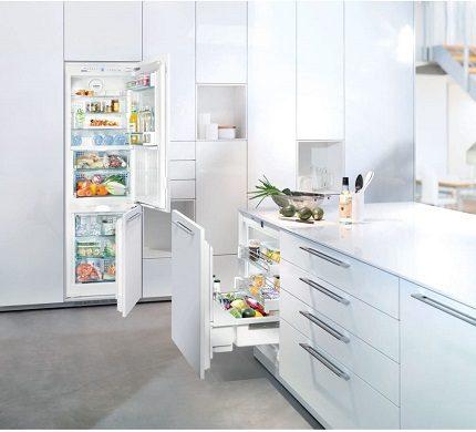 Daudzveidīgi sadzīves ledusskapji