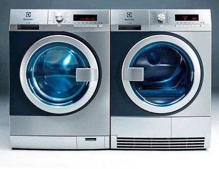 Washing machines brand Electrolux