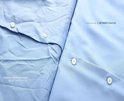Washing Technologies for Careful Garment Care