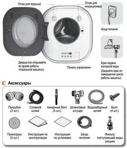 Original manufacturer's instructions