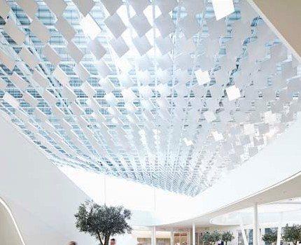 New atrium Philips