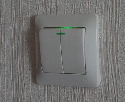 Le manque de rétroéclairage indique des erreurs de connexion