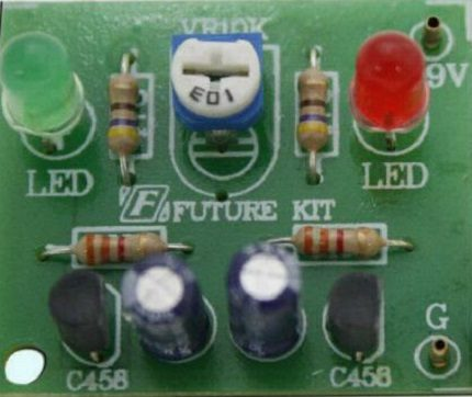 The right choice of capacitor capacitance