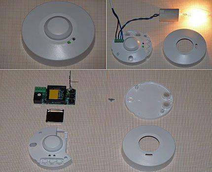 Capteurs de mouvement à ondes radio