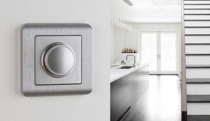 Different models of dimmers