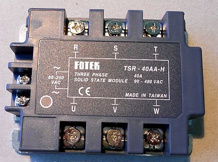 Classic Three Phase Solid State Relay