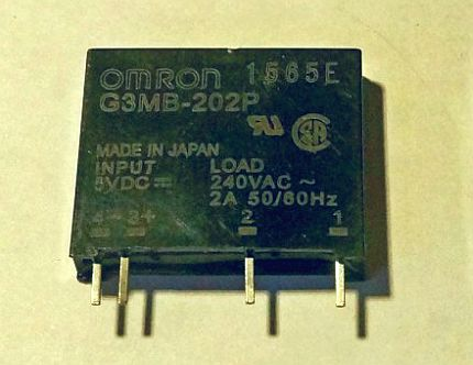 Solid State Relays for PCBs