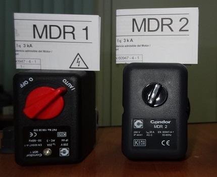 Relay Condor MDR Series