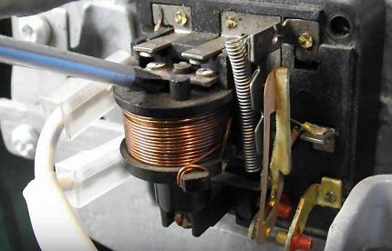 Termiskā kompresora aizsardzība, izmantojot rezistorus