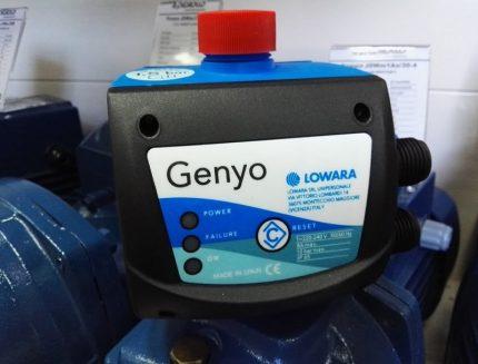 """""""Genyo"""" - """"Lowara Genyo 8A"""""""
