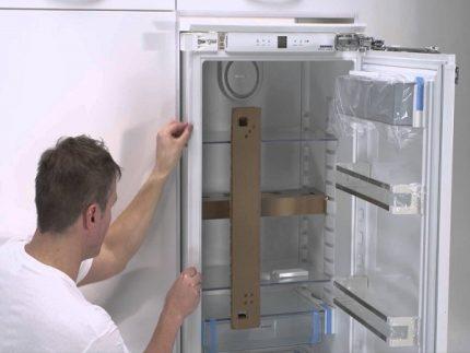 Flatness of the internal shelves