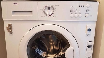 Built-in washer series ZWI