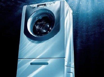 Original model of a washer AQ8F29