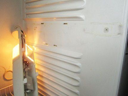 DIY rezerves termostats