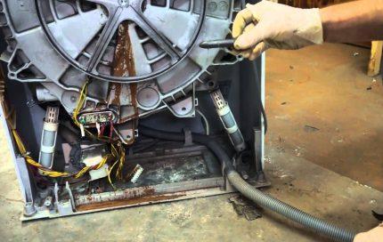 DIY repair facility
