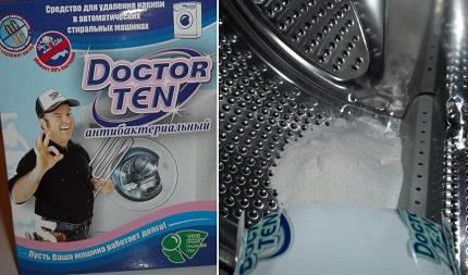 Anti-scaling Doctor TEN