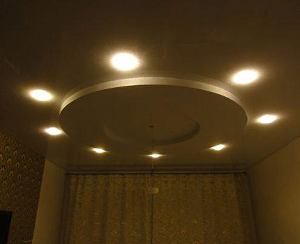 LED lights flickering