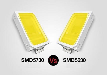 LED 5730 et 5630