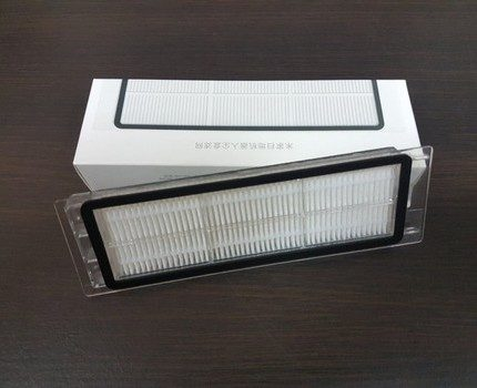 Vacuum cleaner filters