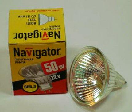 Lamp Navigator