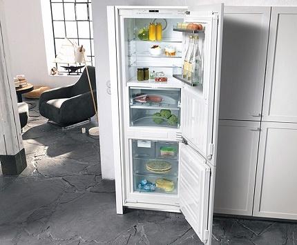 Tula refrigerator